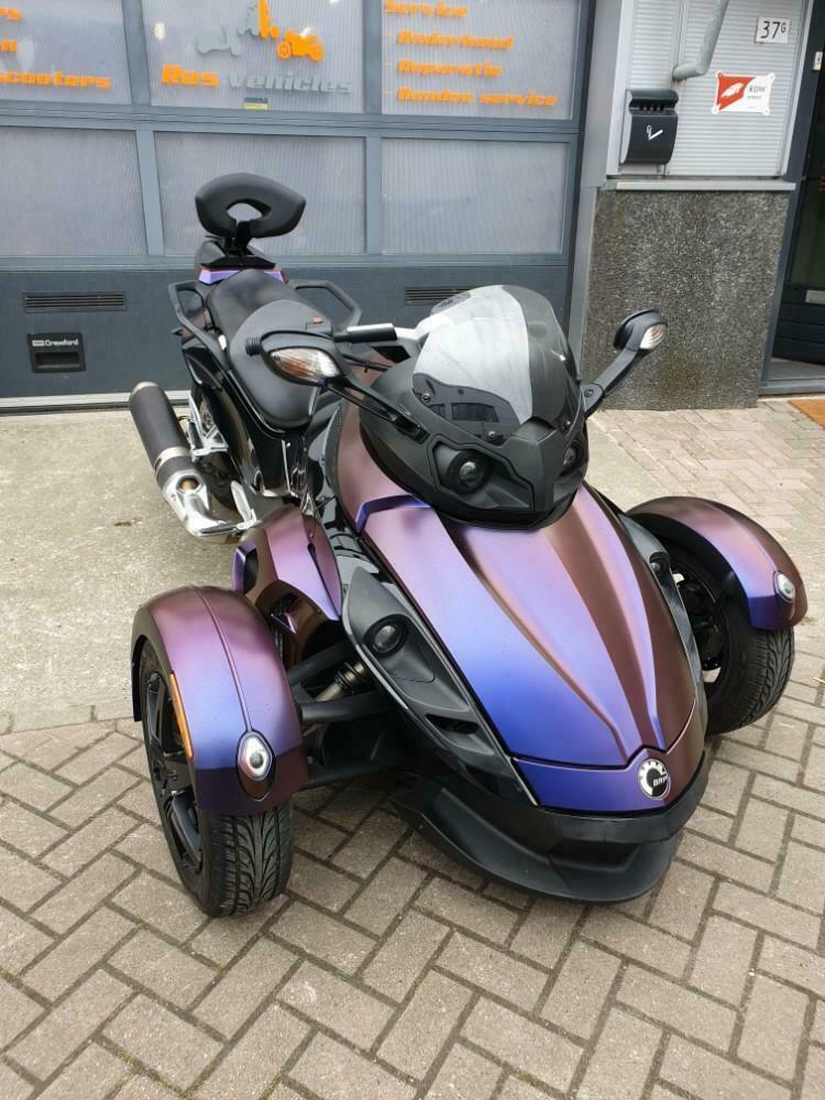 Bombardier Can Am Spyder 990-1