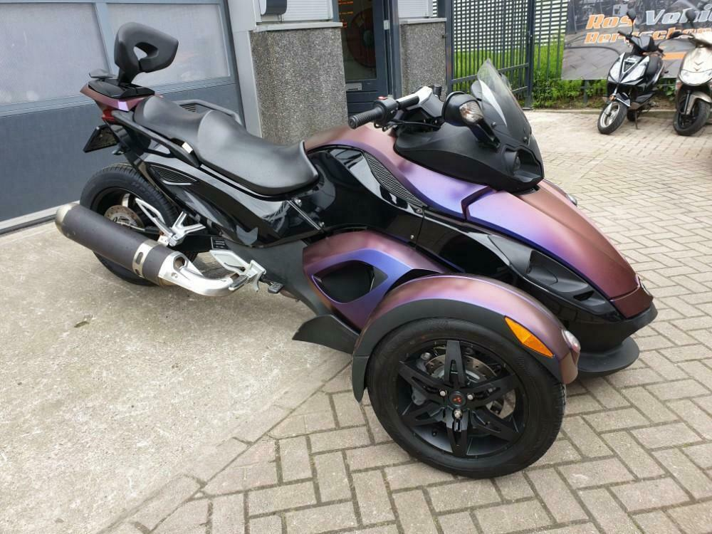 Bombardier Can Am Spyder 990-4