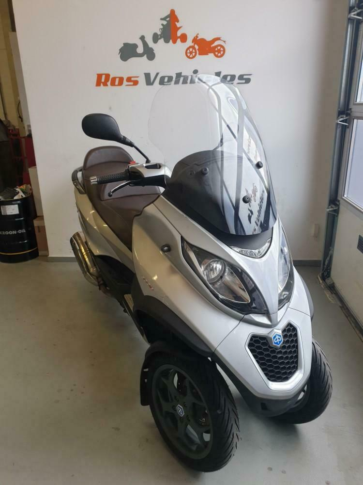 Ros vehicles aanbod - Piaggio MP3 500