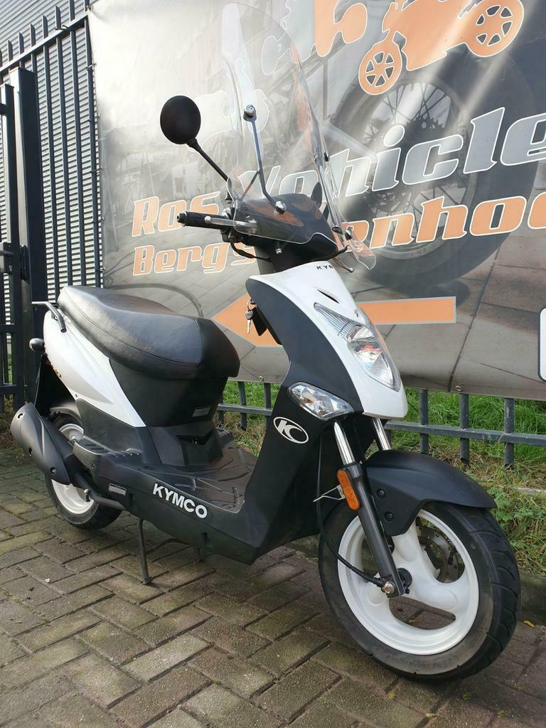 Kymco Agility 12 inch Snorscooter-2