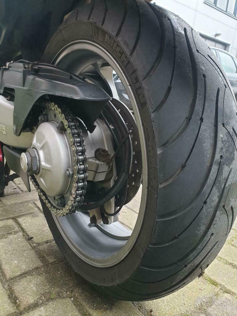 Honda VFR 800 A-6 ABS en Dual Combined Brake Systeem-11
