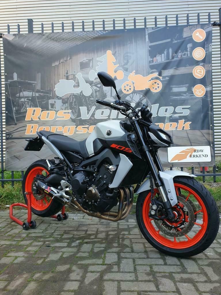 Ros vehicles aanbod - Yamaha MT-09
